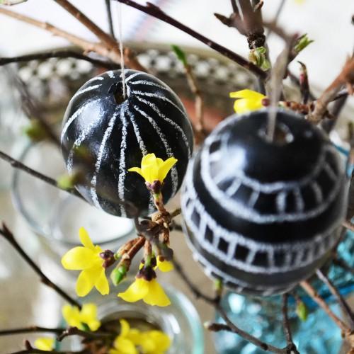 Svarta ägg