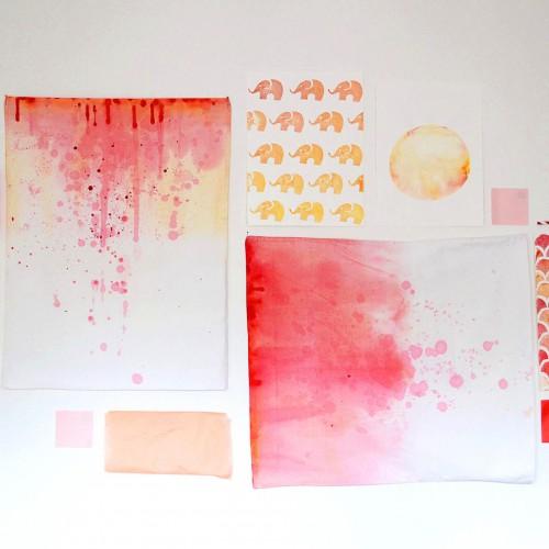 Textilmålning